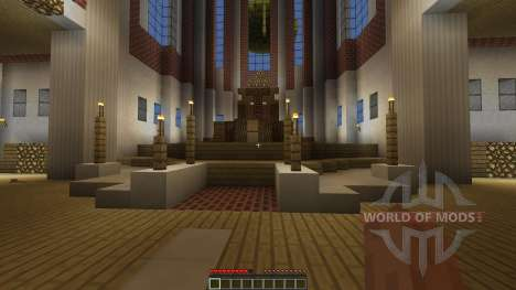 Traditional Synagogue для Minecraft