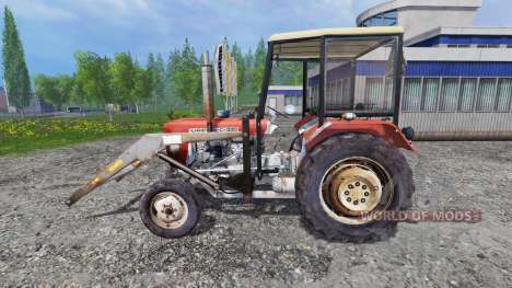 Ursus C-330M FL для Farming Simulator 2015