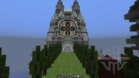 The Build Sea Dragon Palace для Minecraft