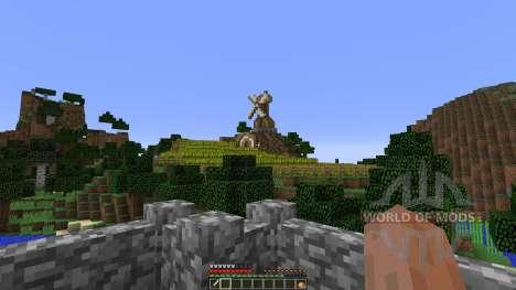 Hobbiton для Minecraft