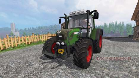 Fendt 312 Vario TMS для Farming Simulator 2015