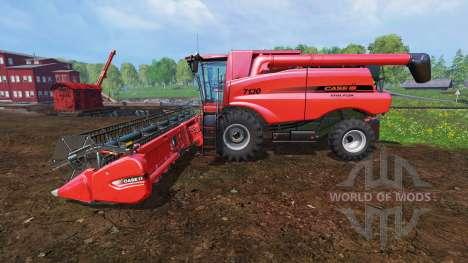 Case IH Axial Flow 7130 v1.0 для Farming Simulator 2015