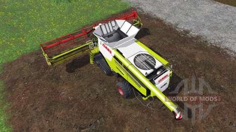 CLAAS Lexion 780TT [dirt] для Farming Simulator 2015