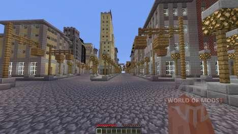 New York City 1930s для Minecraft
