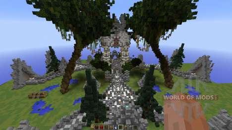 Free Hub для Minecraft