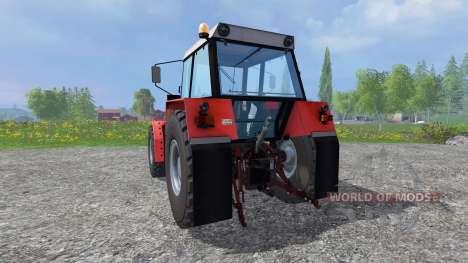 Zetor 16145 для Farming Simulator 2015