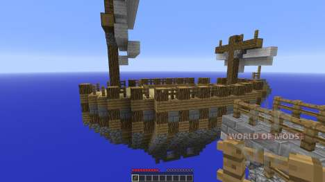 Elven-Sanctuary для Minecraft