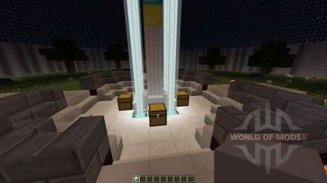 Hunger Games Death Match Arena для Minecraft