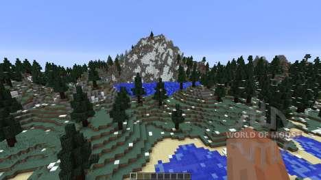 Vanagandr для Minecraft