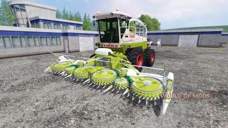 CLAAS Jaguar 685 для Farming Simulator 2015