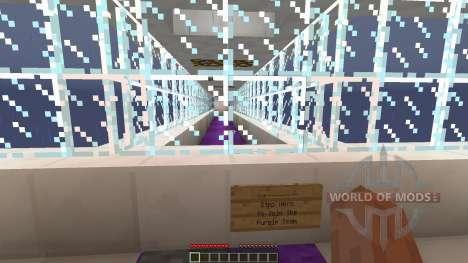 Pillars PvP Survival Map для Minecraft