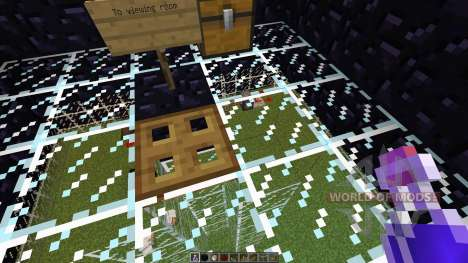 Chicken Bomb для Minecraft