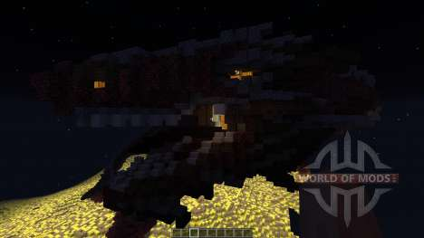 Smaug The Hobbit для Minecraft