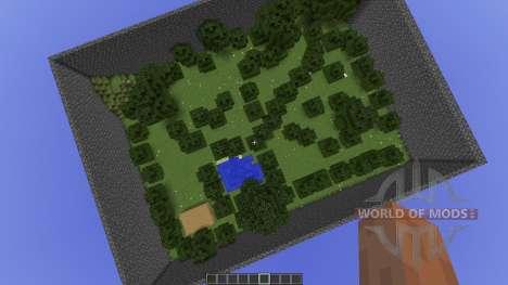 The short survival для Minecraft