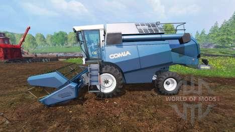 Sampo-Rosenlew COMIA C6 v2.2 для Farming Simulator 2015