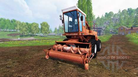 Дон-680 v2.0 для Farming Simulator 2015