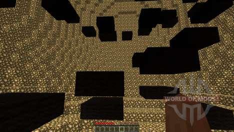 Parkor для Minecraft
