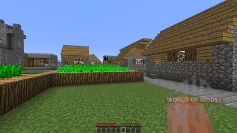 The Infected для Minecraft