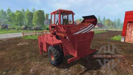 РКС-4 v1.1 для Farming Simulator 2015