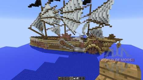 7 ships для Minecraft