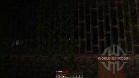 HAUNTED PRISON для Minecraft