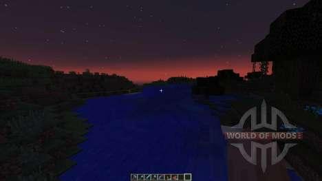 Peaceful Survival для Minecraft