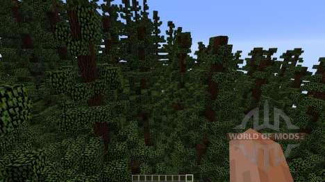 The Land of Odysseus для Minecraft
