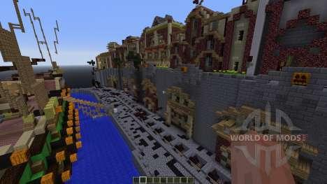 Zah Mona Leo для Minecraft