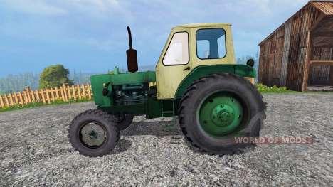 ЮМЗ-6Л для Farming Simulator 2015