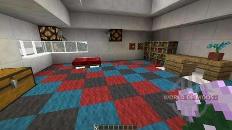 Dragon Eye House для Minecraft