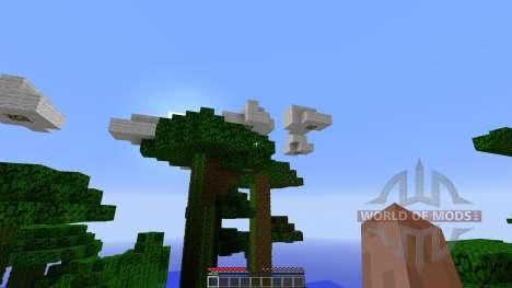 Jump And Jump для Minecraft