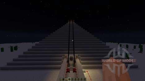 De piramid для Minecraft