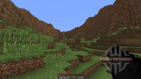 Aizeroth The Land of Uncertainty для Minecraft