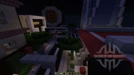Mysterious Home для Minecraft