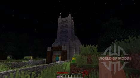 Pelbwest Village of Eternal Nigh для Minecraft
