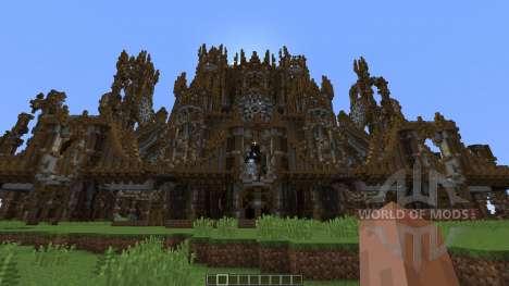 Two Cathedrals для Minecraft