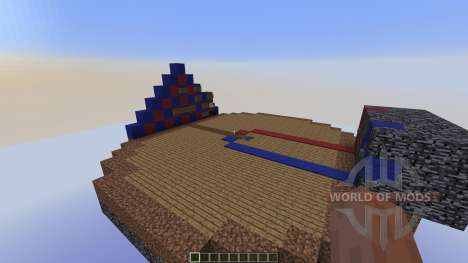 The Dirt Wars для Minecraft