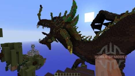 Meridia Heavens Peak для Minecraft
