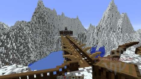 The Dwarven Temple of Aldeah для Minecraft