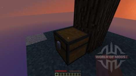 Skyblock для Minecraft