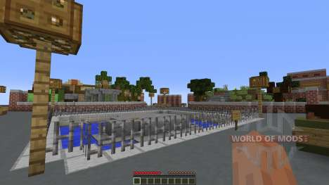 Madagascar для Minecraft