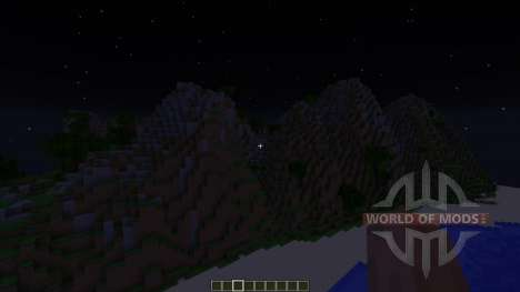 Terraformed Tropical для Minecraft