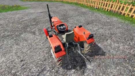 Ursus 2812 для Farming Simulator 2015