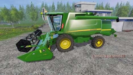John Deere W540 для Farming Simulator 2015
