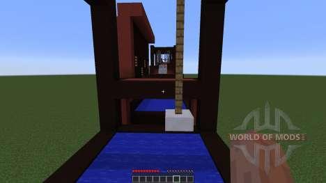 Minecraft Ninja Warrior для Minecraft