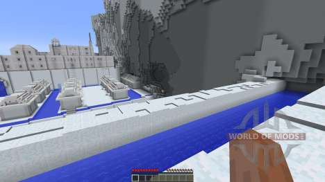 The Northern Water Tribe finished для Minecraft