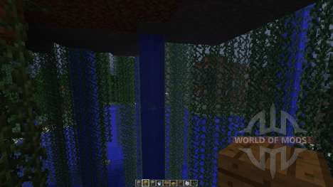 The Cave Home для Minecraft