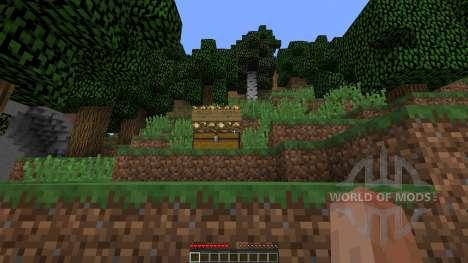 MINE FOR THE WOOL для Minecraft