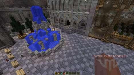 Medieval Castle для Minecraft