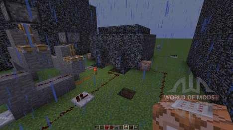 Versus Survival для Minecraft